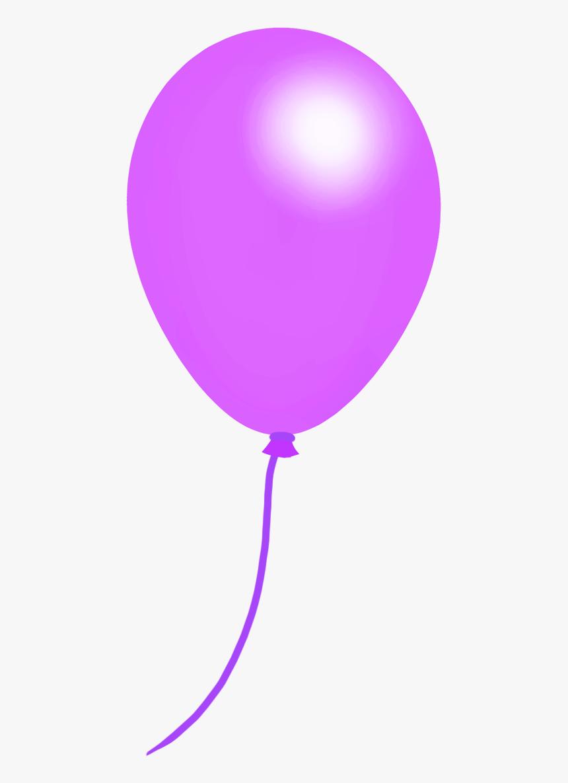 Purple Balloon Clipart Balloon Clipart Hd Png Download Transparent Png Image Pngitem