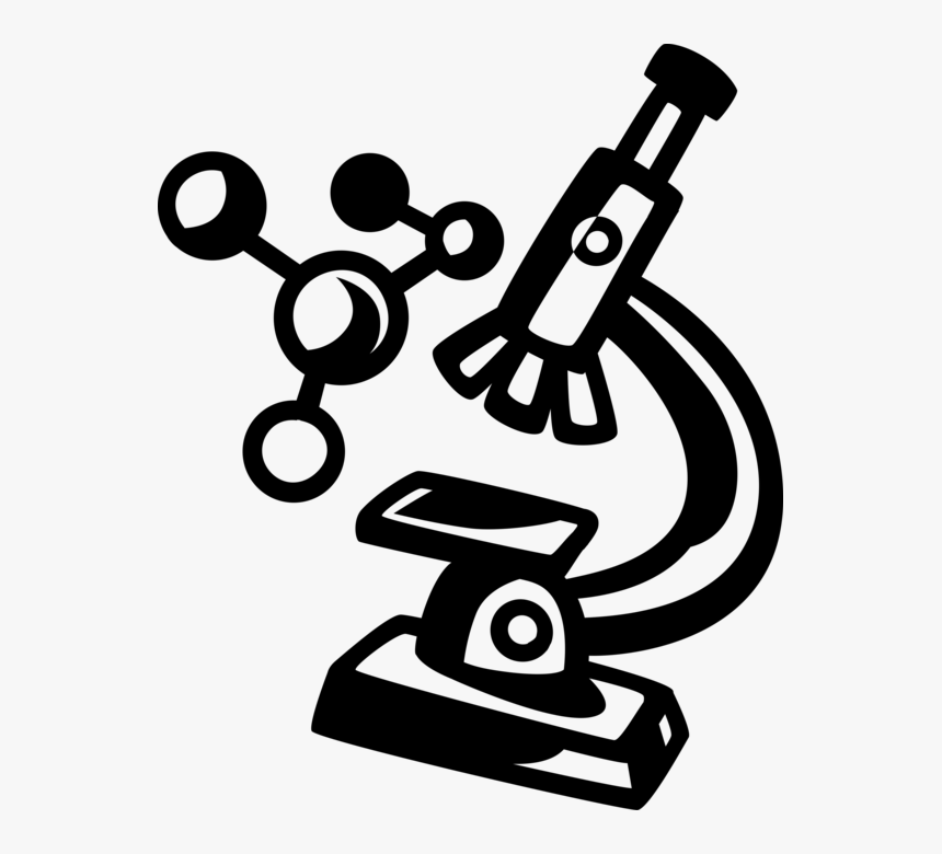 vector illustration of science microscope instrument clip art for science png transparent png transparent png image pngitem clip art for science png transparent