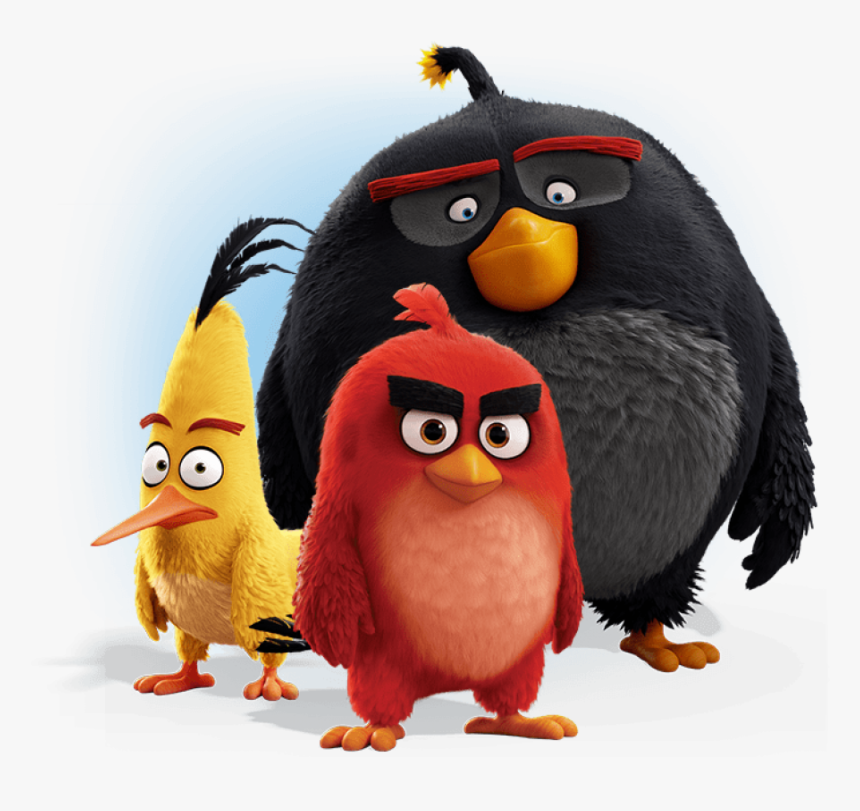 Angry Birds Png Image Angry Birds Wallpaper Iphone Transparent