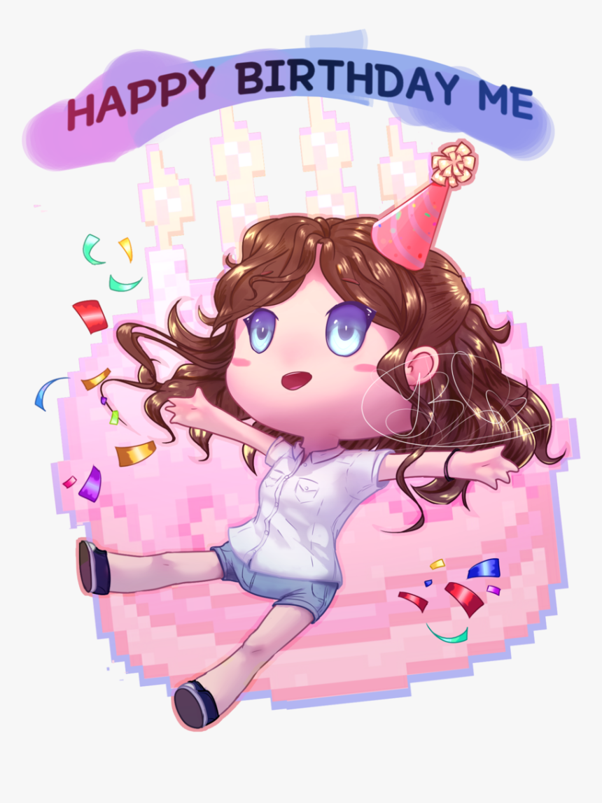 Happy Birthday To Me Animation Happy Birthday To Me Hd Png Download Transparent Png Image Pngitem