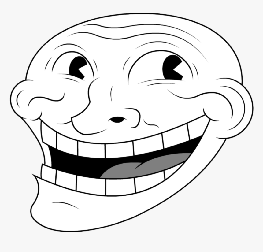 Sad Troll Face Png Troll Face Kawaii Transparent Png Download Transparent Png Image Pngitem