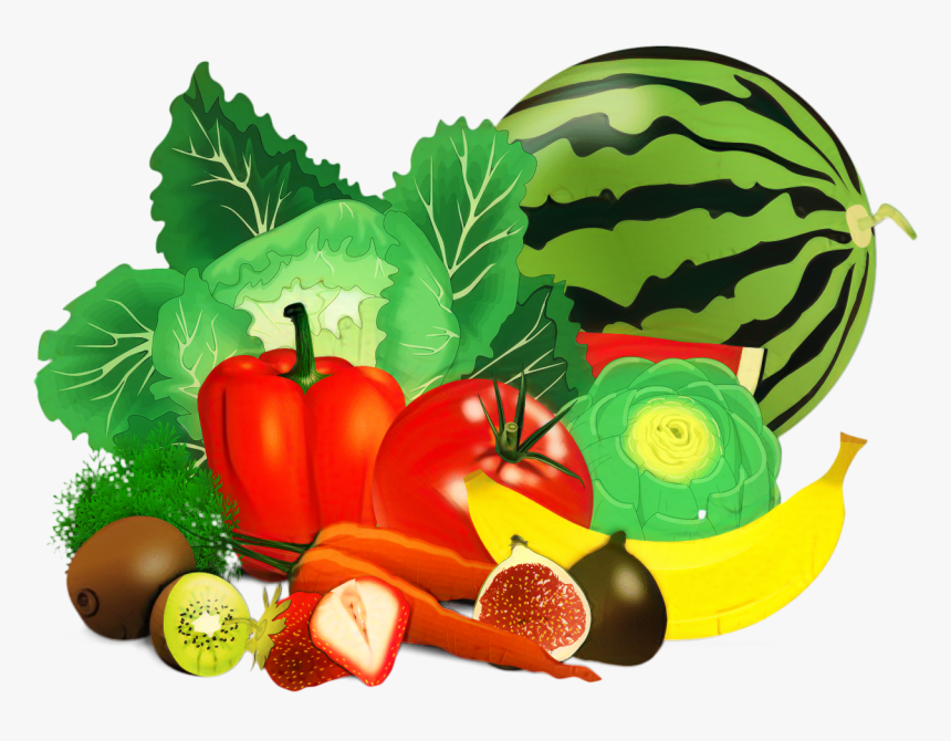 Healthy Diet Eating Food Cartoon Healthy Food Transparent Hd Png Download Transparent Png Image Pngitem