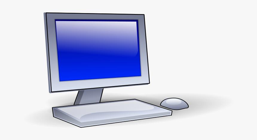 Free Computer Clip Art Image Computer Clipart Hd Png Download Transparent Png Image Pngitem