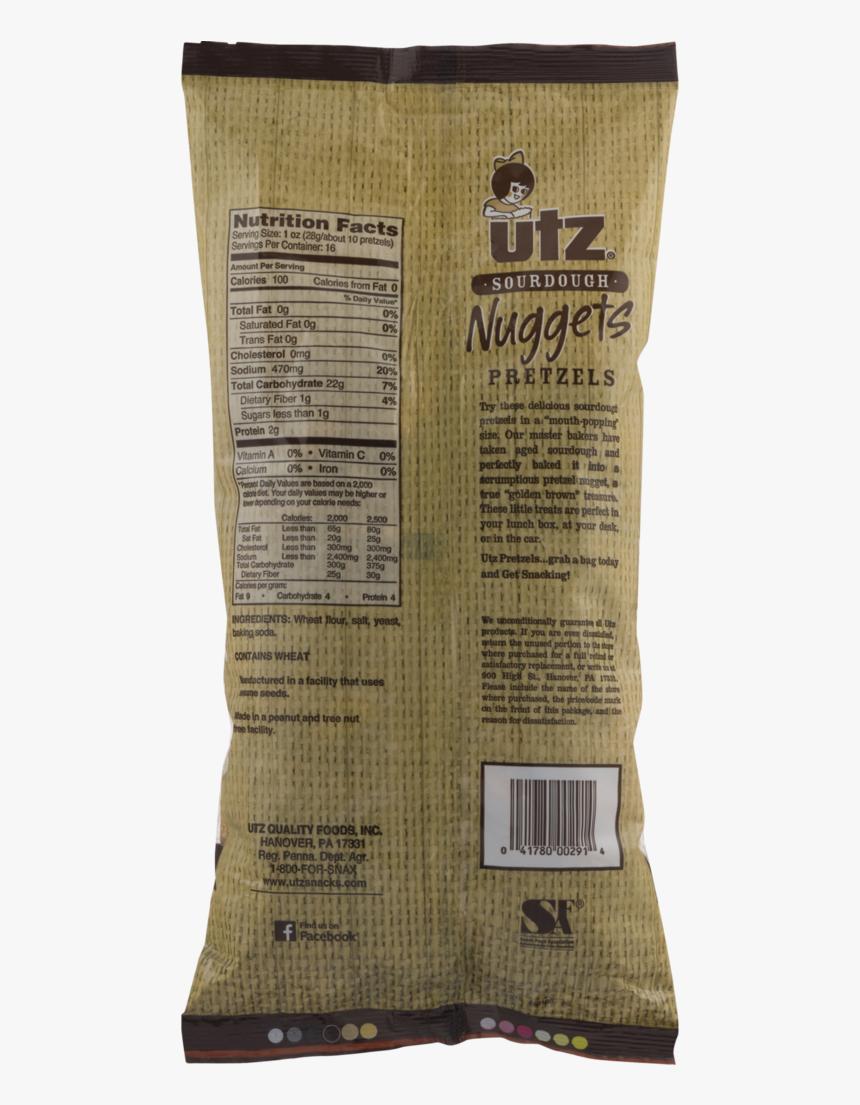 Utz Sourdough Pretzels Nuggets