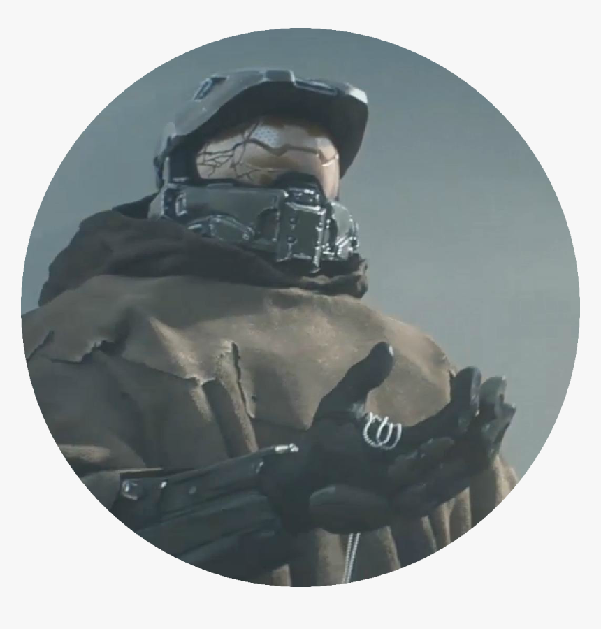 Transparent Master Chief Helmet Png Halo 5 Master Chief