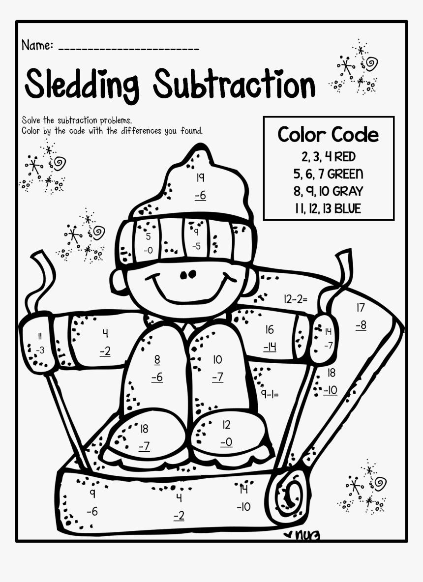 Banner Free Winter Holiday Worksheets Myscres Snow 1st Grade Math Coloring Worksheets Christmas Hd Png Download Transparent Png Image Pngitem [ 1184 x 860 Pixel ]