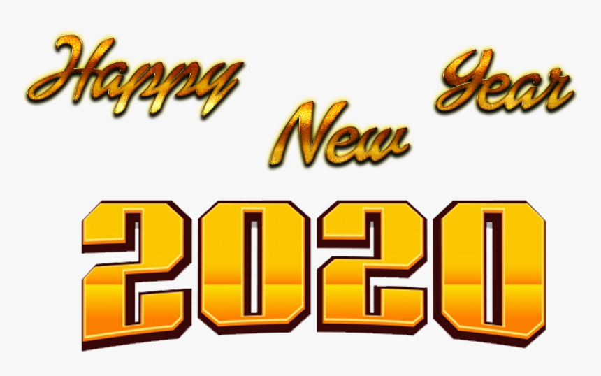 Happy New Year Png Image 2020 Png Images Happy New Year
