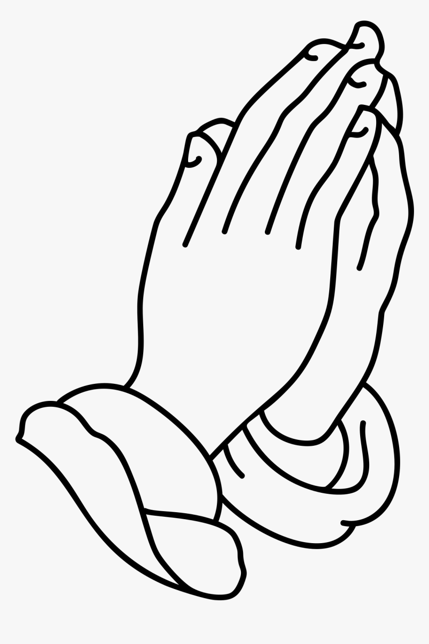 Praying Hands Lineart Black And White Clip Art Praying Hands And Cross Hd Png Download Transparent Png Image Pngitem Netclipart is a free png clipart & silhouette images platform. praying hands lineart black and white