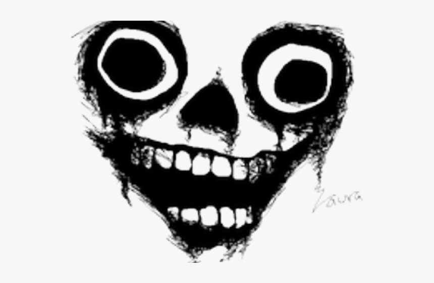 Creepy Clipart Smile Man Scary Roblox Face Hd Png Download Transparent Png Image Pngitem