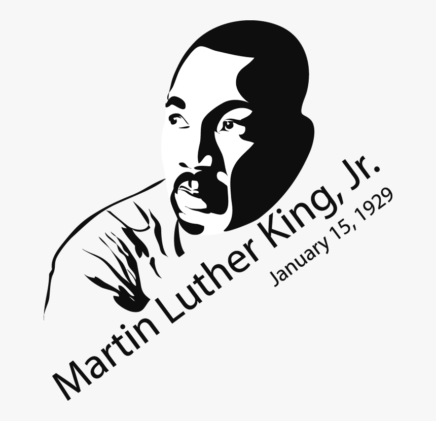 Clip Art Martin Luther King Jr Dr Martin Luther King Jr Clip Art Hd Png Download Transparent Png Image Pngitem
