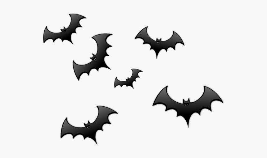Bats Flying Flight Halloween Black Birds M - Bats Clip Art - Free  Transparent PNG Clipart Images Download