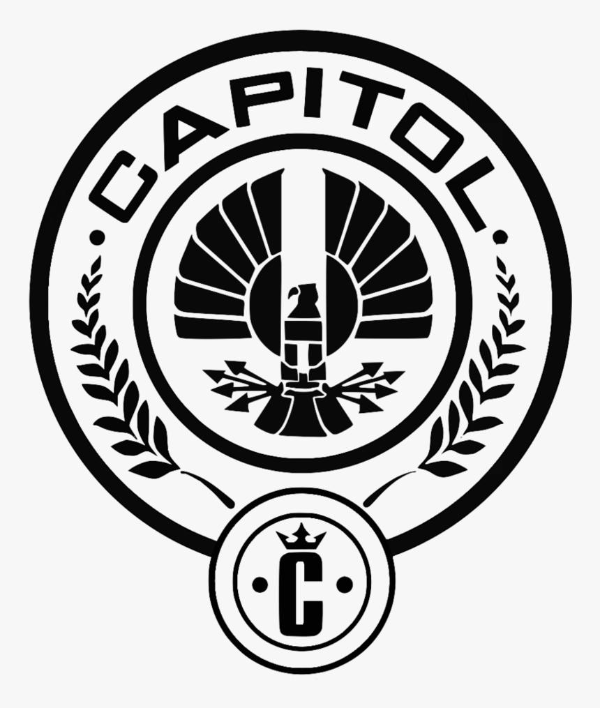 Hunger Games Logo Capitol District 7 Hunger Games Symbol Hd Png