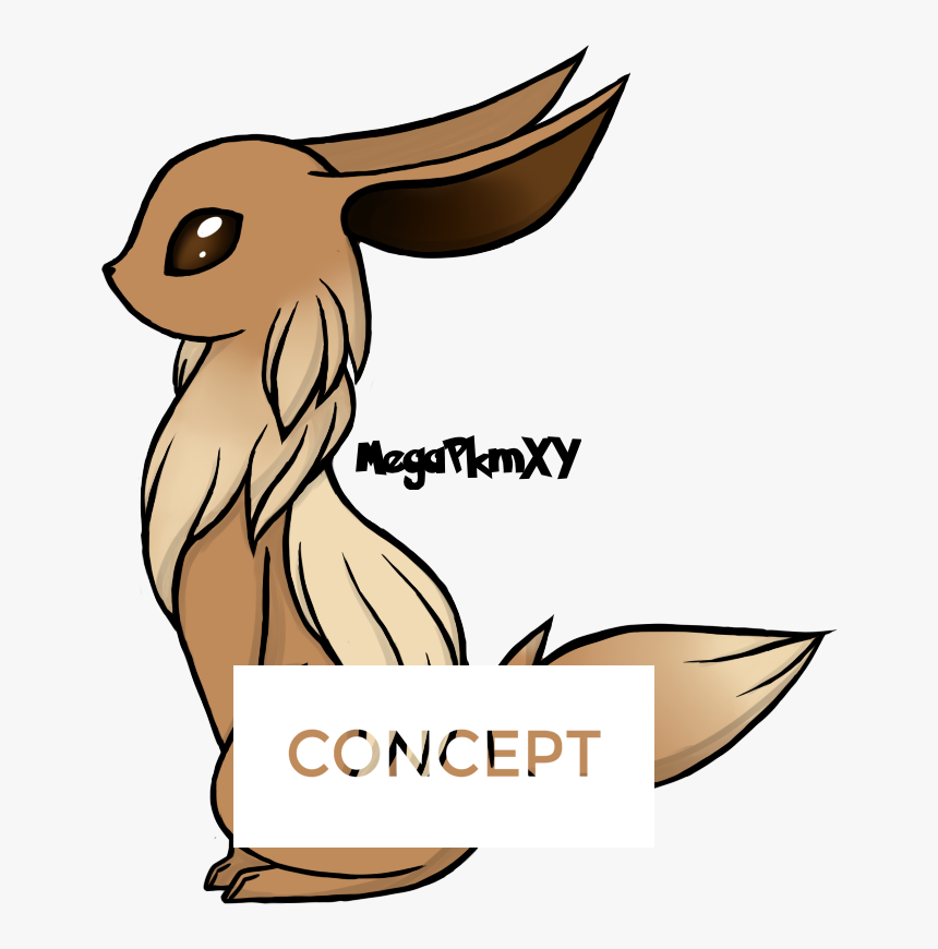 Pokemon New Eeveelution Normal Hd Png Download Transparent Png