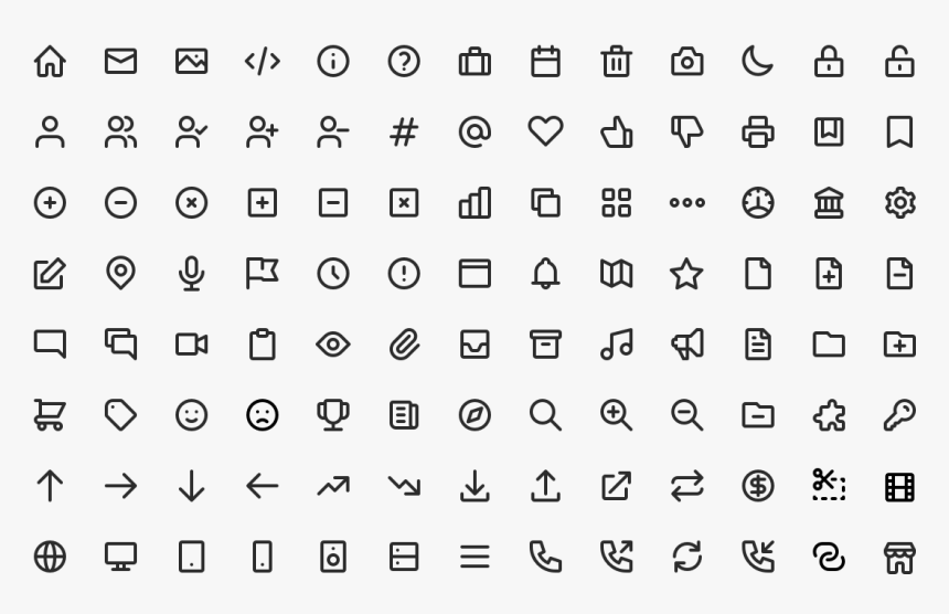 twitter ui icons svg hd png download transparent png image pngitem twitter ui icons svg hd png download