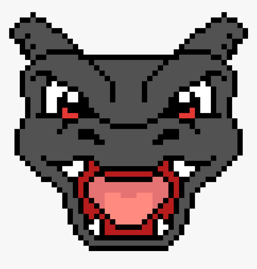 Pixel Art Pokemon Facile Hd Png Download Transparent Png