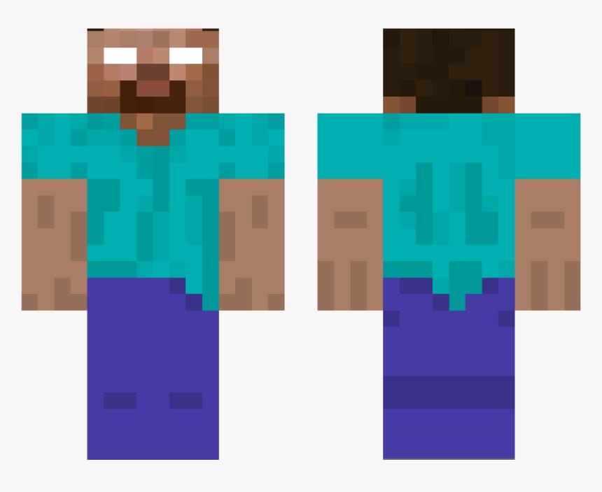 Image Result For Minecraft Herobrine Skin The Dantedude Steve Minecraft Skin Template Hd Png Download Transparent Png Image Pngitem