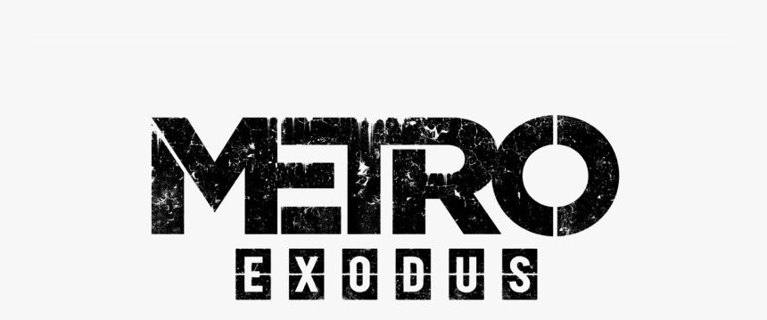 Metro Exodus Logo Png Image - Metro Last Light, Transparent Png ...