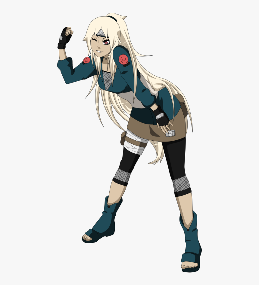 43 Images About Naruto Mis Anime Girl With Naruto Hd Png Download Transparent Png Image Pngitem