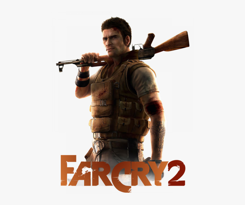 Far Cry 2 Png Transparent Png Transparent Png Image Pngitem