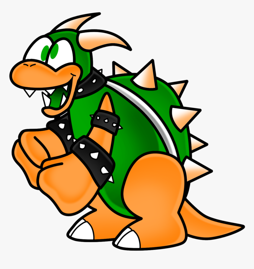 Paper Mario Gta Chapter Boss Pseudo By Bowser Draw Super