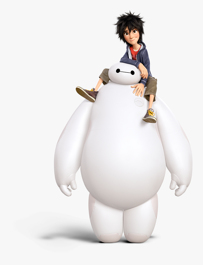 Big Hero 6 Baymax Hiro T Shirt Hd Png Download Transparent Png Image Pngitem