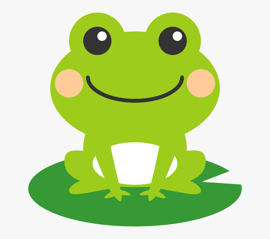 Transparent Frogs Clipart - Clipart Frog, HD Png Download ...