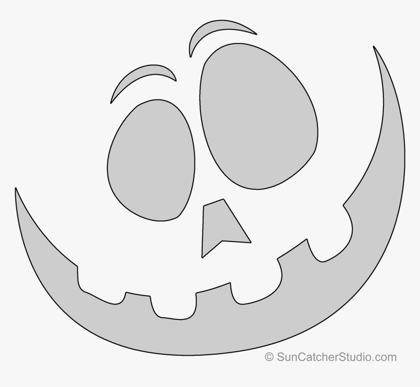 This is a graphic of Halloween Cutouts Printable for preschooler