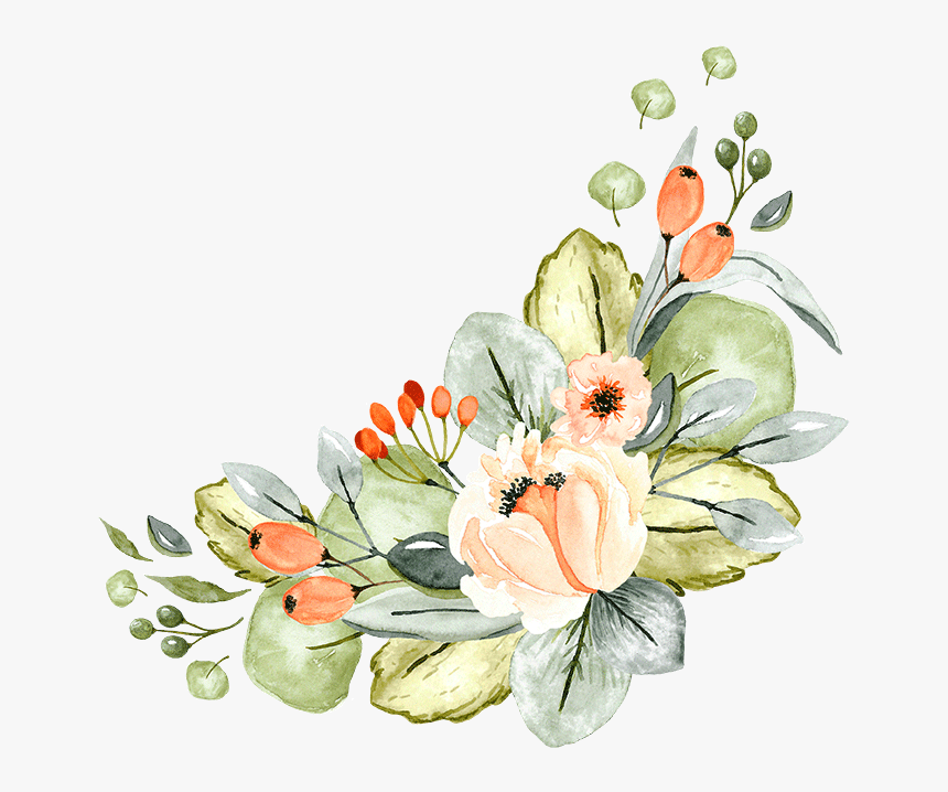 Curved Orchard Fruit Flower Bunch Bouquet Hd Png Download Transparent Png Image Pngitem