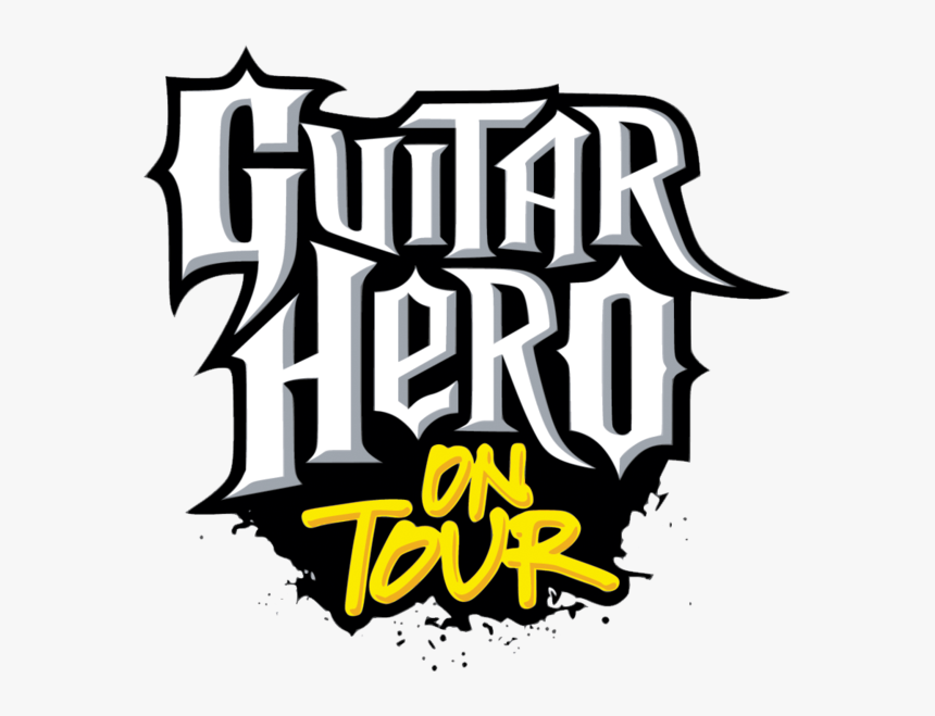 Guitar Hero Aerosmith Logo Hd Png Download Transparent Png