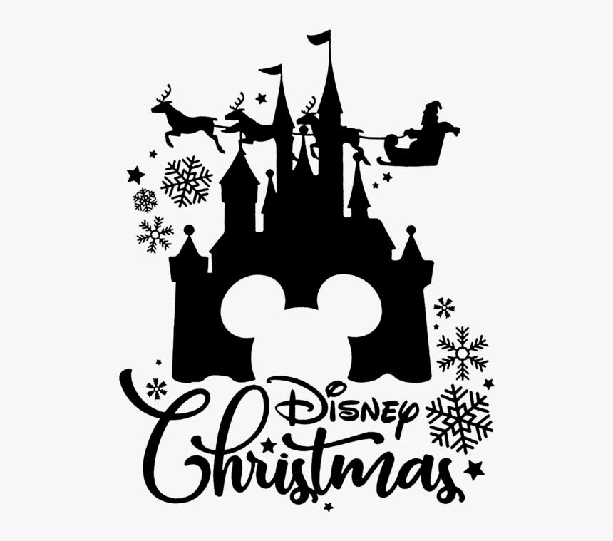 Disney Christmas Svg Free Hd Png Download Transparent Png Image Pngitem