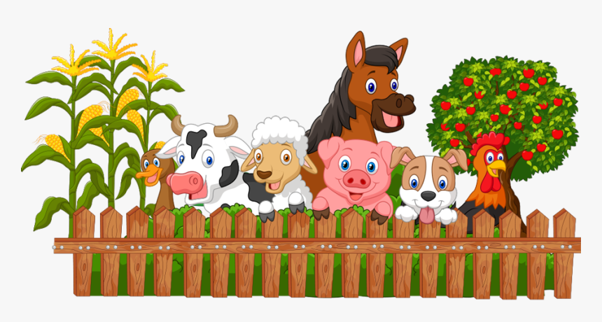 Cartoon Farm Animals Png Transparent Png Transparent Png Image Pngitem