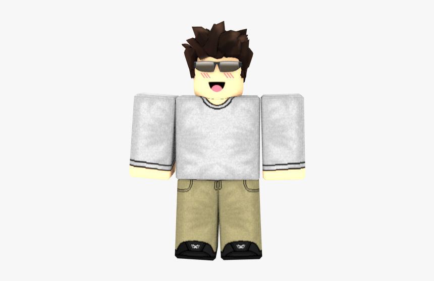 Cool Male Roblox Avatar Roblox Drawings Transparent Roblox Character Boy Hd Png Download Transparent