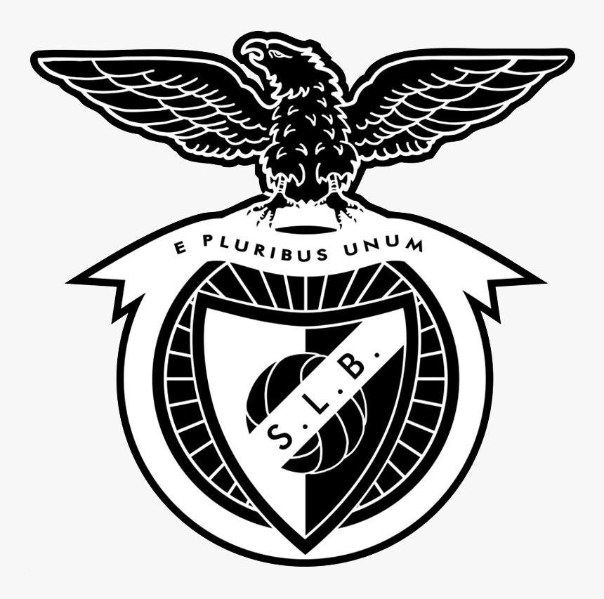 Benfica Logo Black White Png Download Estadio Da Luz Transparent Png Transparent Png Image Pngitem