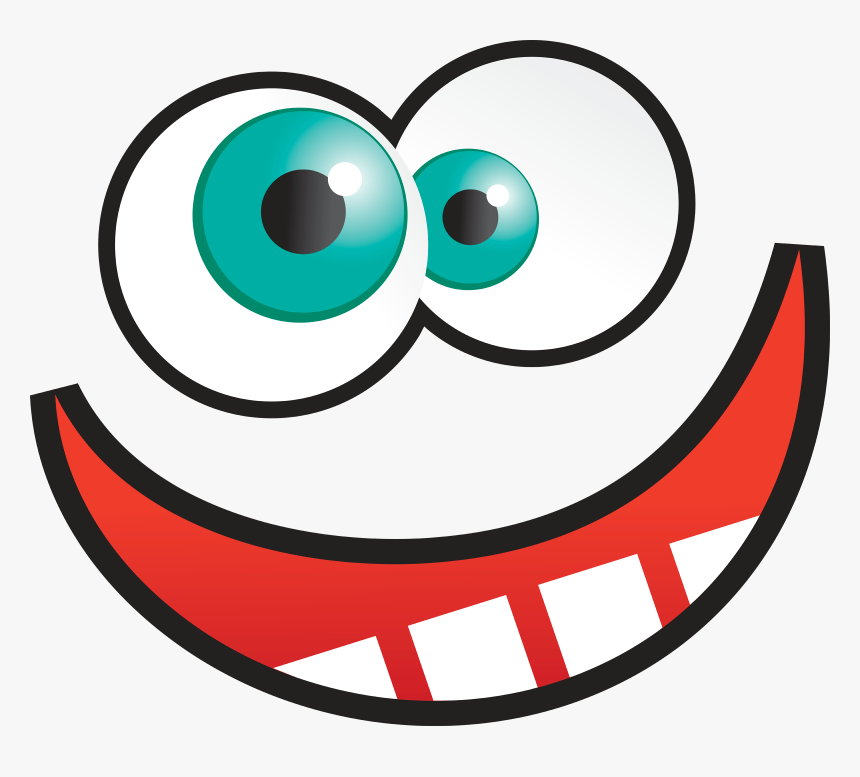 Transparent Spooky Eyes Clipart Funny Cartoon Eyes Png Png