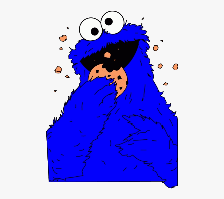 Cookie Monster Transparent Images Cookie Monster Eating
