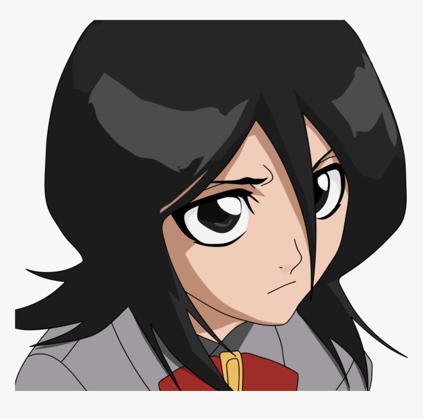 Bleach Rukia In School Uniform Png Download Rukia School Transparent Png Transparent Png Image Pngitem