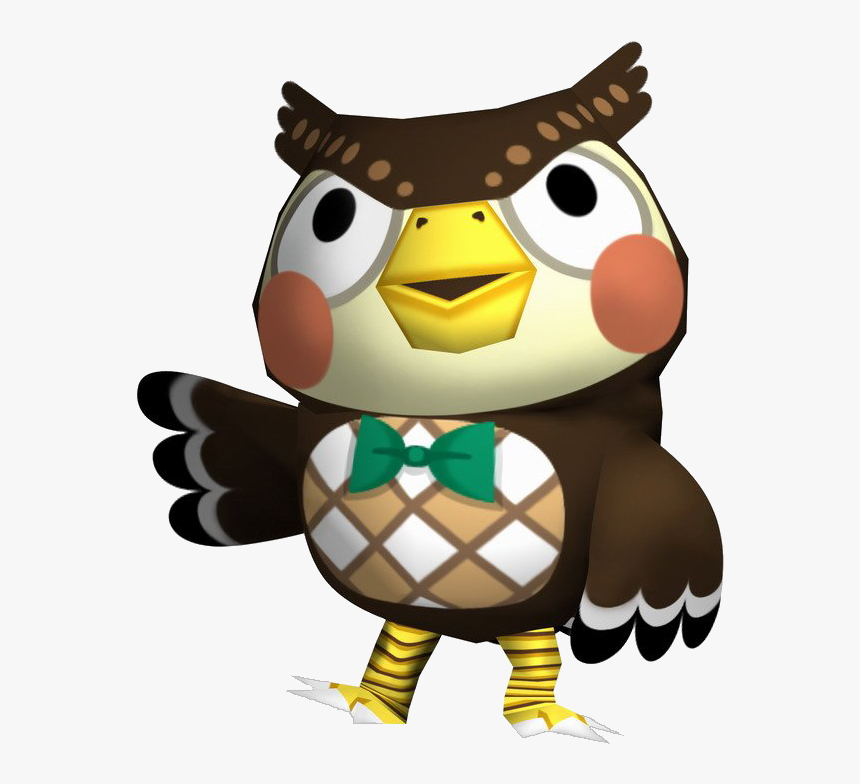 Animal Crossing Wiki Blathers Animal Crossing New Leaf Hd Png