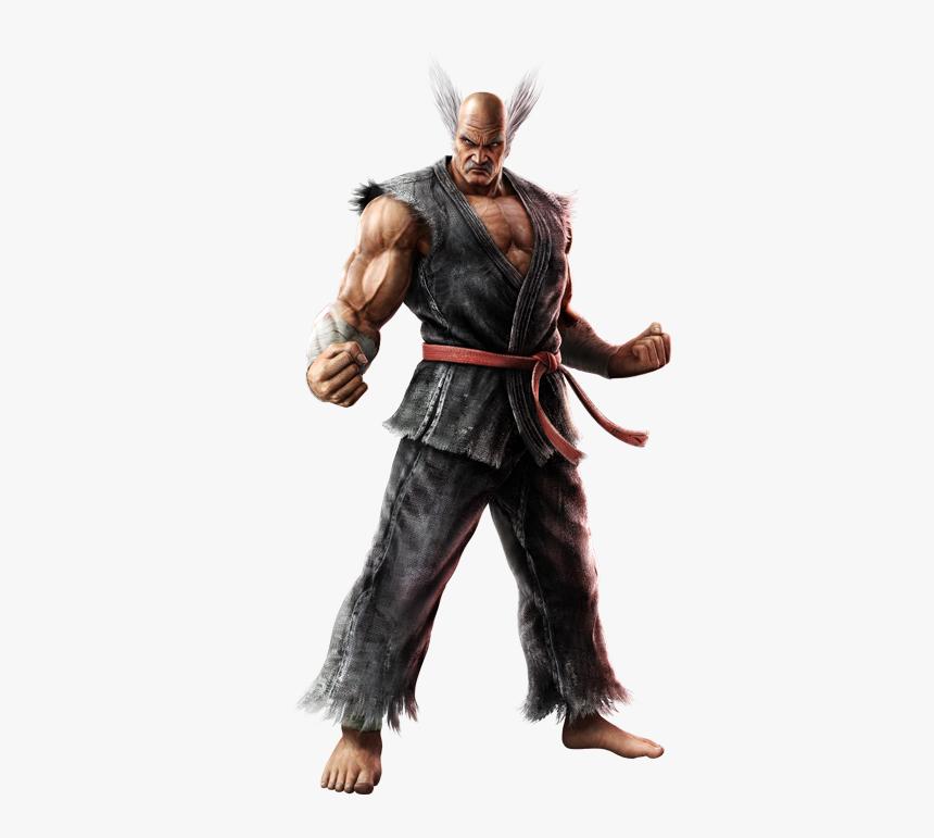 Tekken 7 Characters Png Transparent Png Transparent Png Image