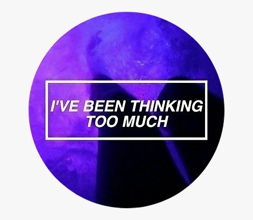 Tumblr Aesthetic Purple Quote Quotes Png Purple Tumblr