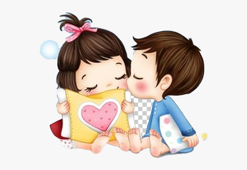 Love Hug Png Transparent Cartoon Boy And Girl Png Download Transparent Png Image Pngitem