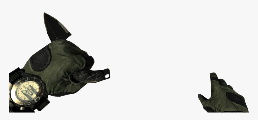 Knife Rappeling Mw2 Cod Modern Warfare 2 Knife Hd Png Download Transparent Png Image Pngitem