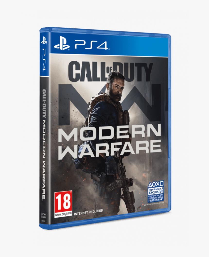 Call Of Duty Modern Warfare Gra Ps4 Hd Png Download Transparent Png Image Pngitem