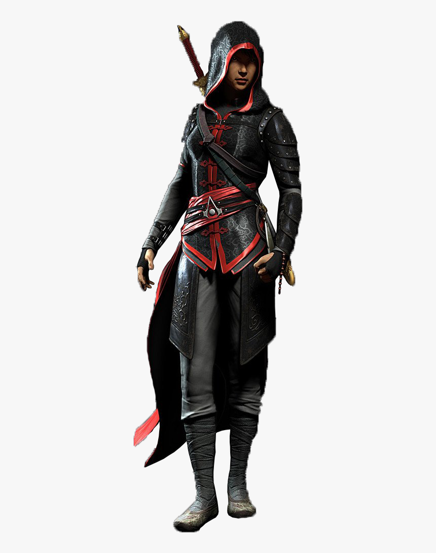 Female Modern Assassin S Creed Hd Png Download Transparent Png
