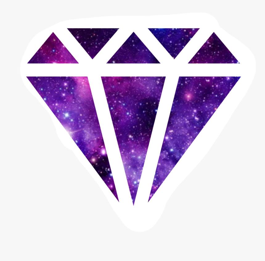 cool shapes png galaxy diamond tumblr transparent png galaxy diamond - cool