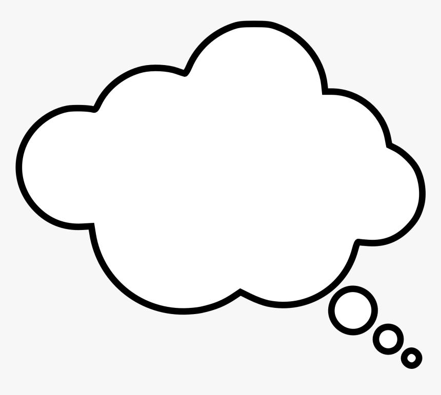 Thought Bubble Speech Bubble Transparent Png Image Thought Bubble White Outline Png Png Download Transparent Png Image Pngitem Speech bubble illustration, speech balloon thought bubble , thought bubble s transparent background png clipart. thought bubble white outline png png
