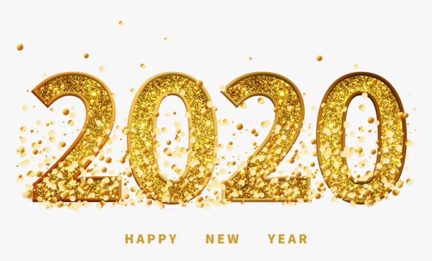 2020 Ballon Text Png 2020 Happy New Year Snapseed Hd