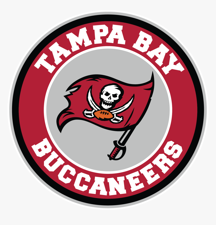 Tampa Bay Buccaneers Circle Logo Vinyl Decal / Sticker ...