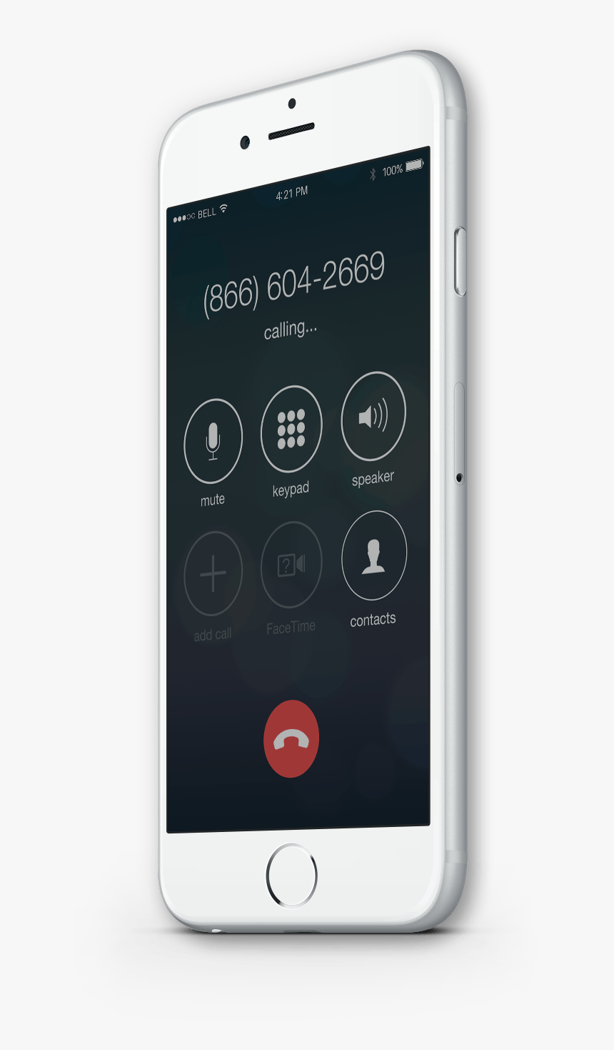Iphone Call Png Iphone Call Screen Png Transparent Png Transparent Png Image Pngitem