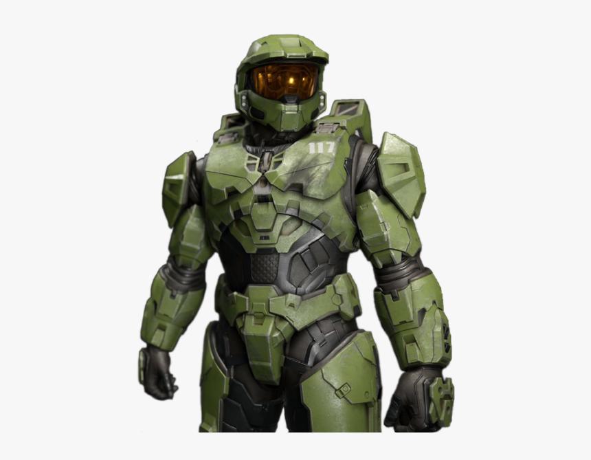 Darkdragonmedeus Master Chief Halo Infinite Armor Hd Png