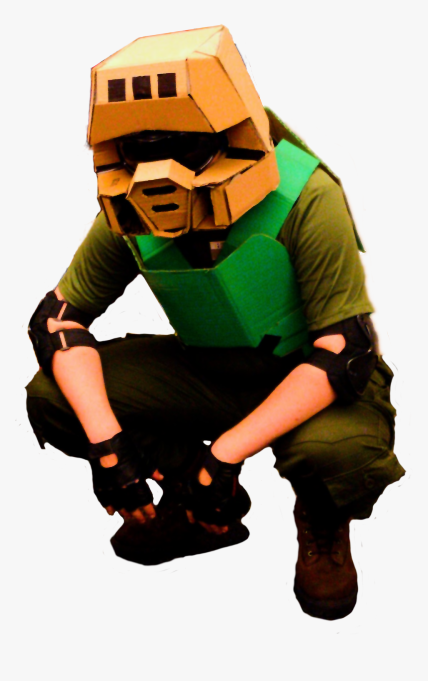 No You Will Be Kill Demunz Png Doom Guy Costume Costume